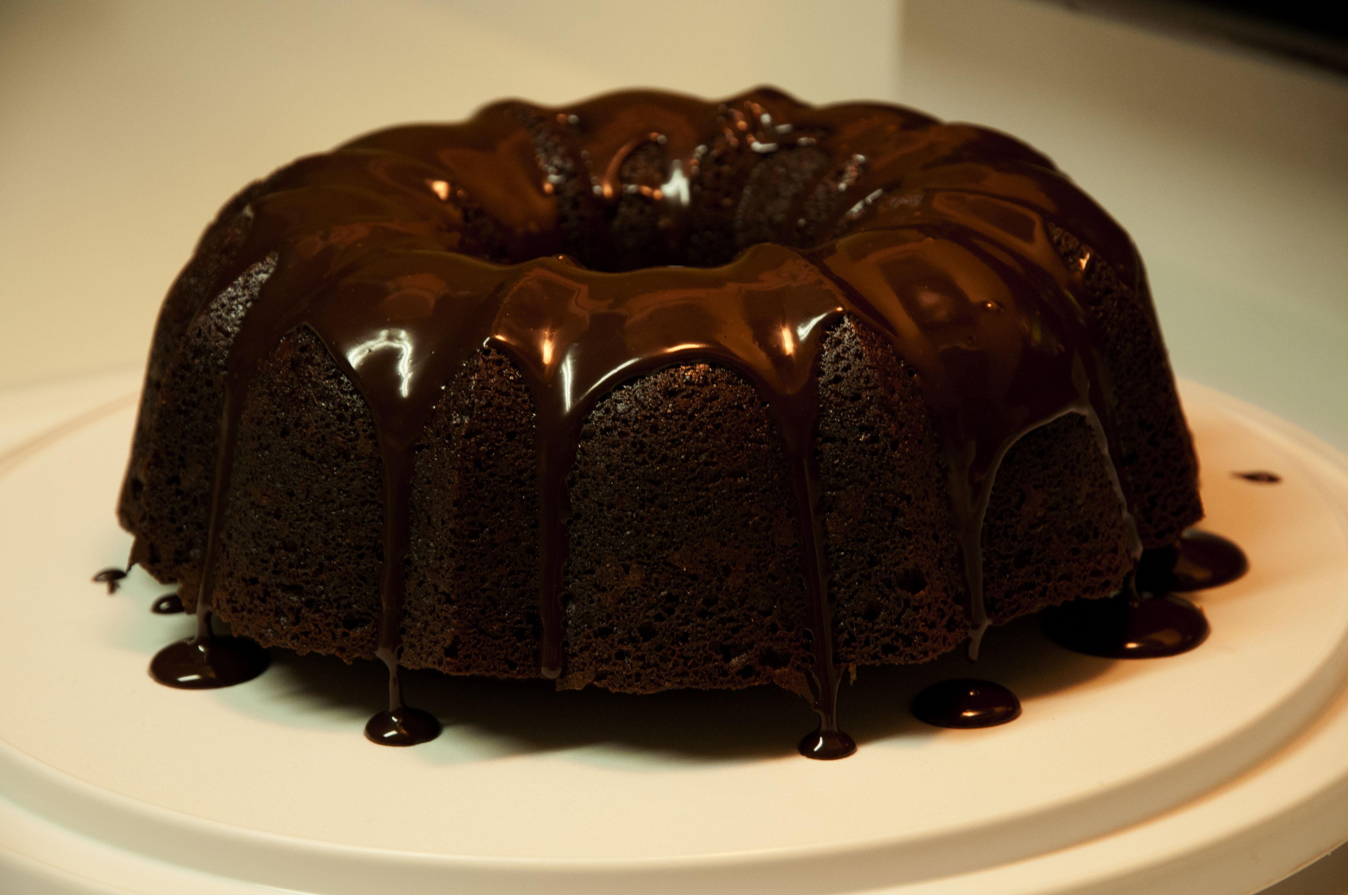Chocolate Bundt Cake | The Tandem Adventure