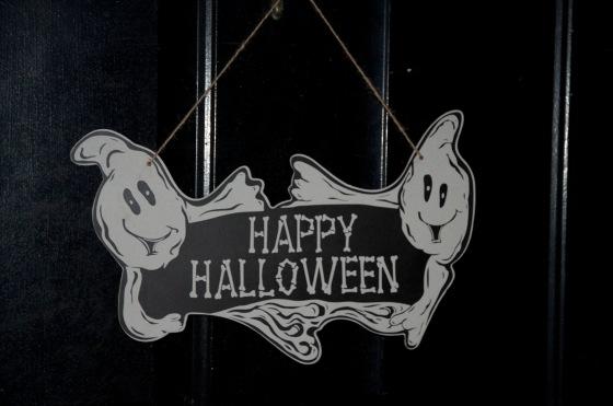 Outside door decorations!
